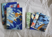 Load image into Gallery viewer, Handmade monoprint books by Alice Hartley