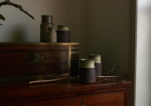 NEW: Handmade Pots by Nigel Hunter in Red Clay