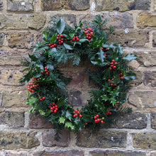 Load image into Gallery viewer, Harts Of Lee Handmade Wreath in Evergreen