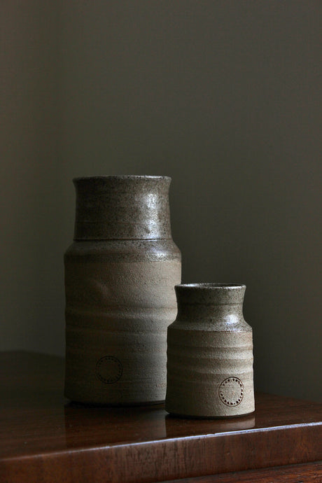 NEW: Handmade Pots by Nigel Hunter in Sand