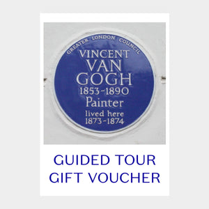 Guided Tour Gift Voucher