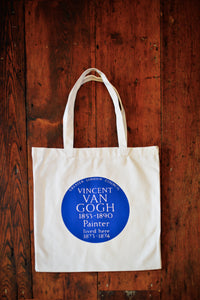 Van Gogh Lived Here Bag