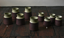 Load image into Gallery viewer, NEW: Handmade Pots by Nigel Hunter in Red Clay