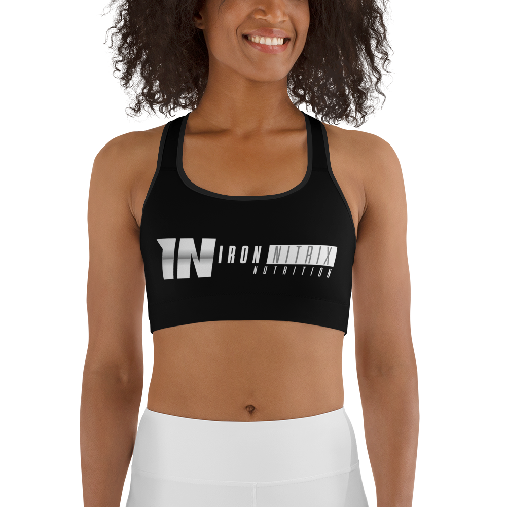 Sports Bra - Iron Nitrix Nutrition