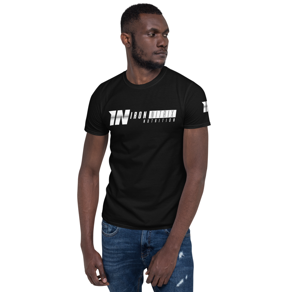 Short-Sleeve Unisex Tee - Iron Nitrix Nutrition
