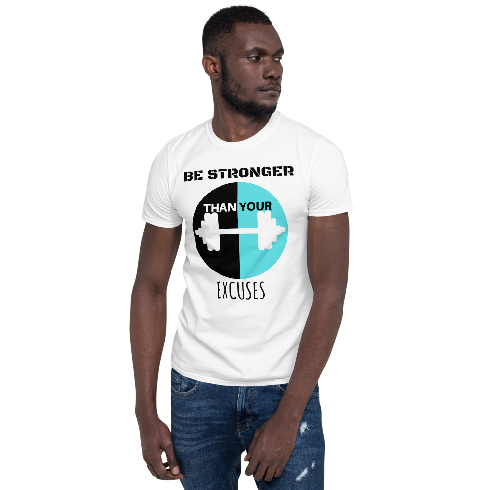 Stronger Unisex Tee - Iron Nitrix Nutrition