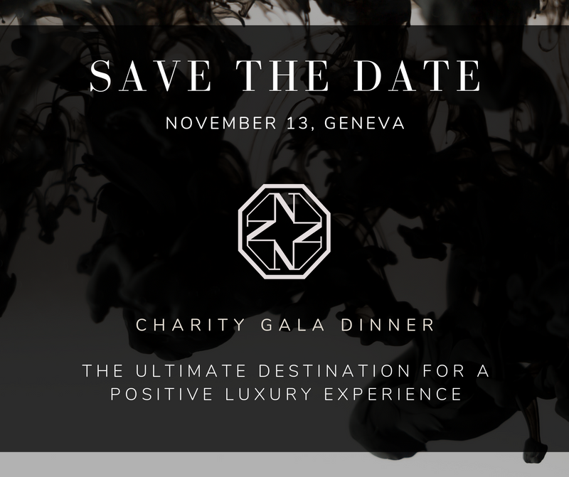 Charity Gala Dinner, save the date!