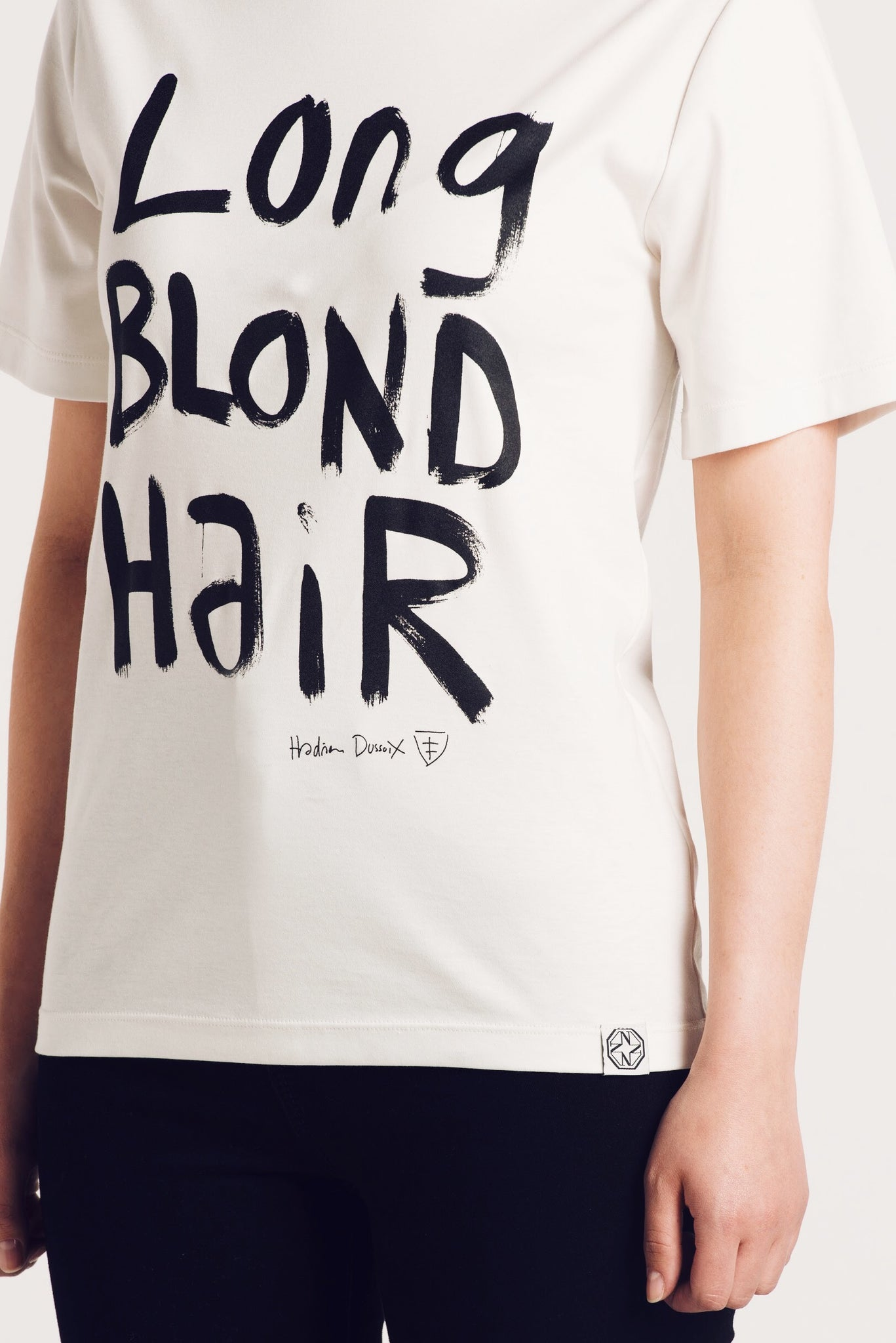 LONG BLOND HAIR T-Shirt
