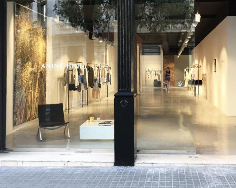 ANINE BING BARCELONA | NOW OPEN image
