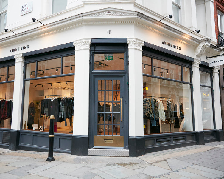 ANINE BING MAYFAIR | NOW OPEN image