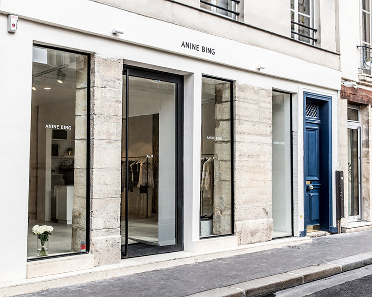 ANINE BING PARIS | NOW OPEN image
