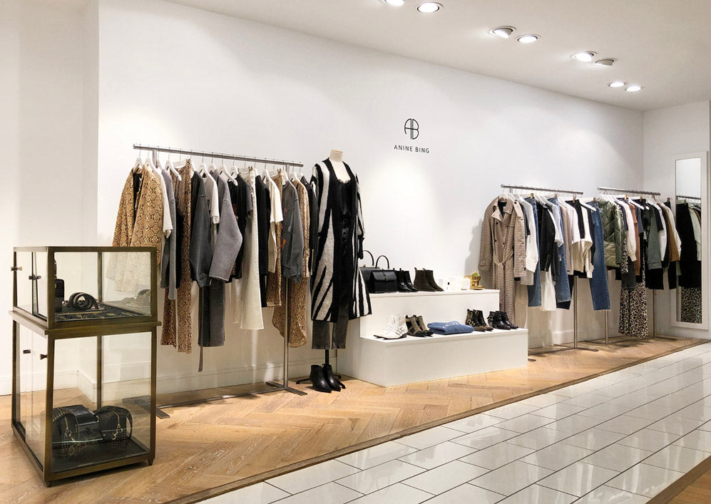 ANINE BING LONDON store image