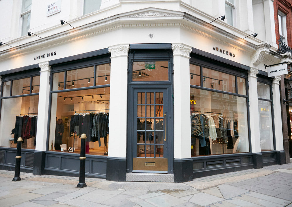 ANINE BING MAYFAIR store image