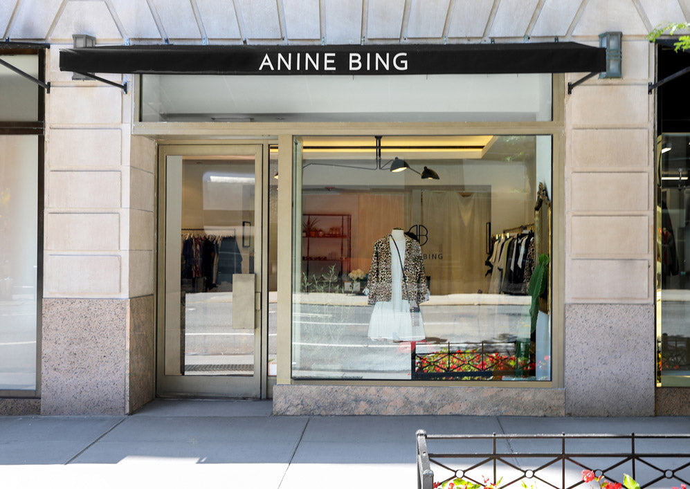 ANINE BING MADISON store image