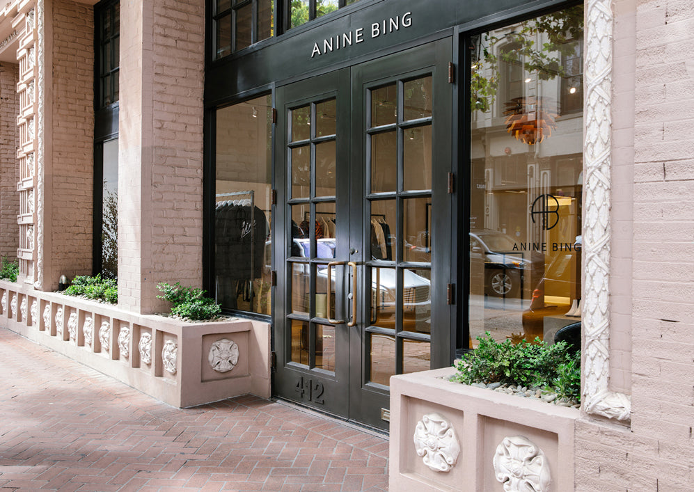 ANINE BING SAN FRANCISO store image