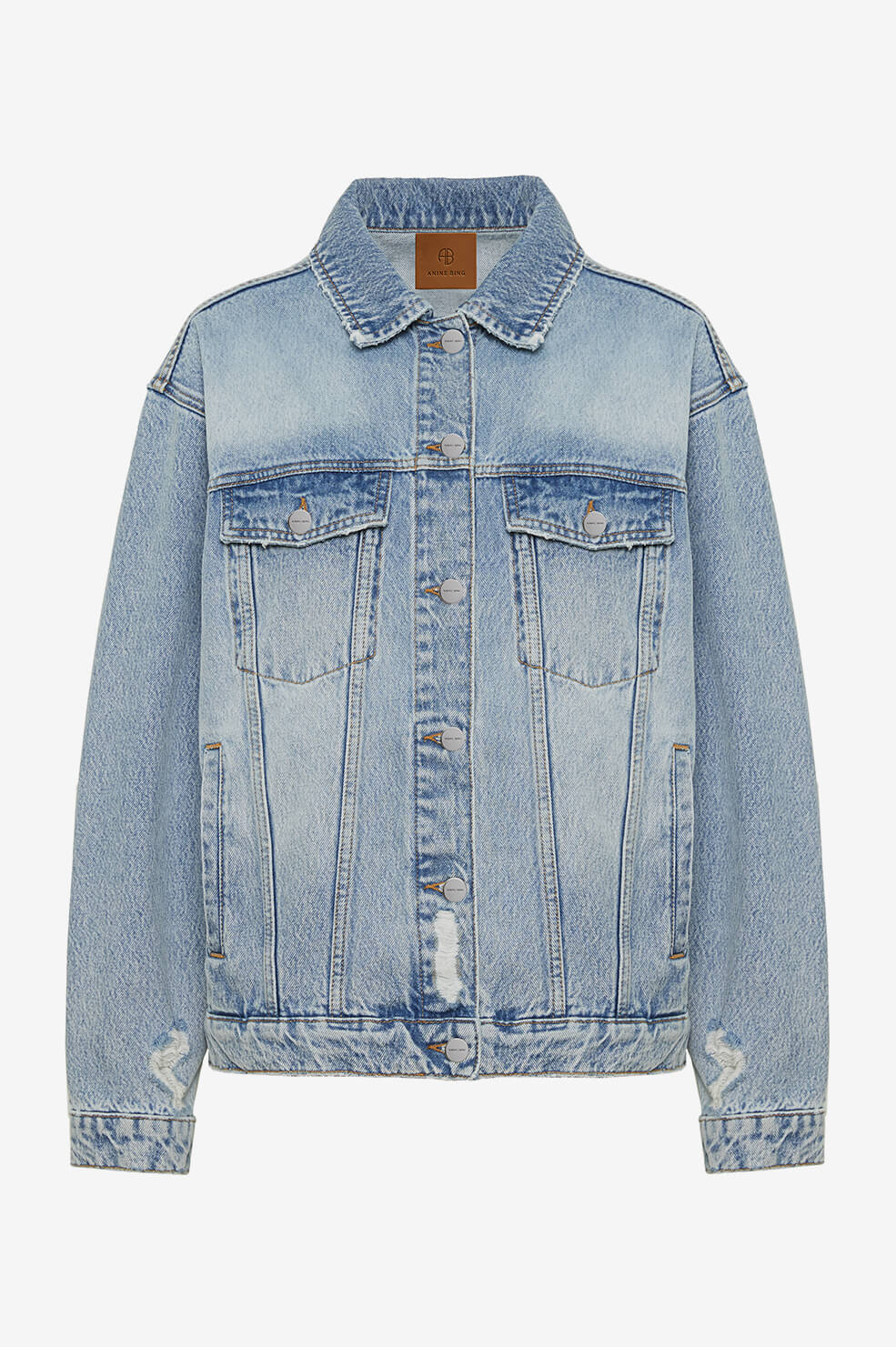 Rory Jacket - Vintage Blue