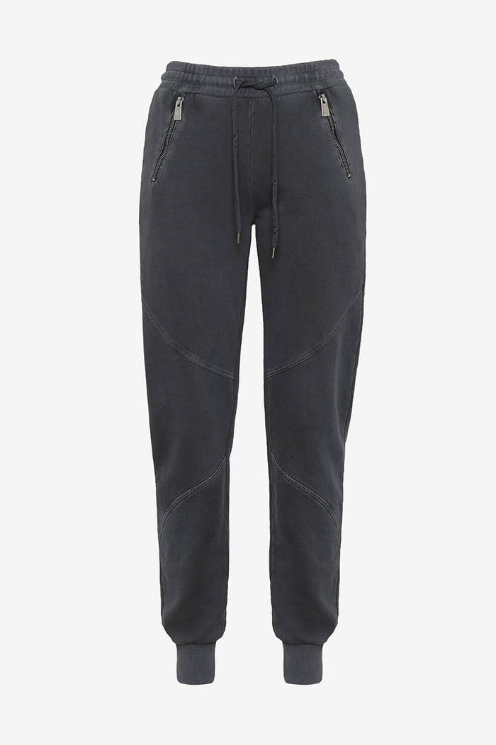 ANINE BING Colette Joggers - Washed Black