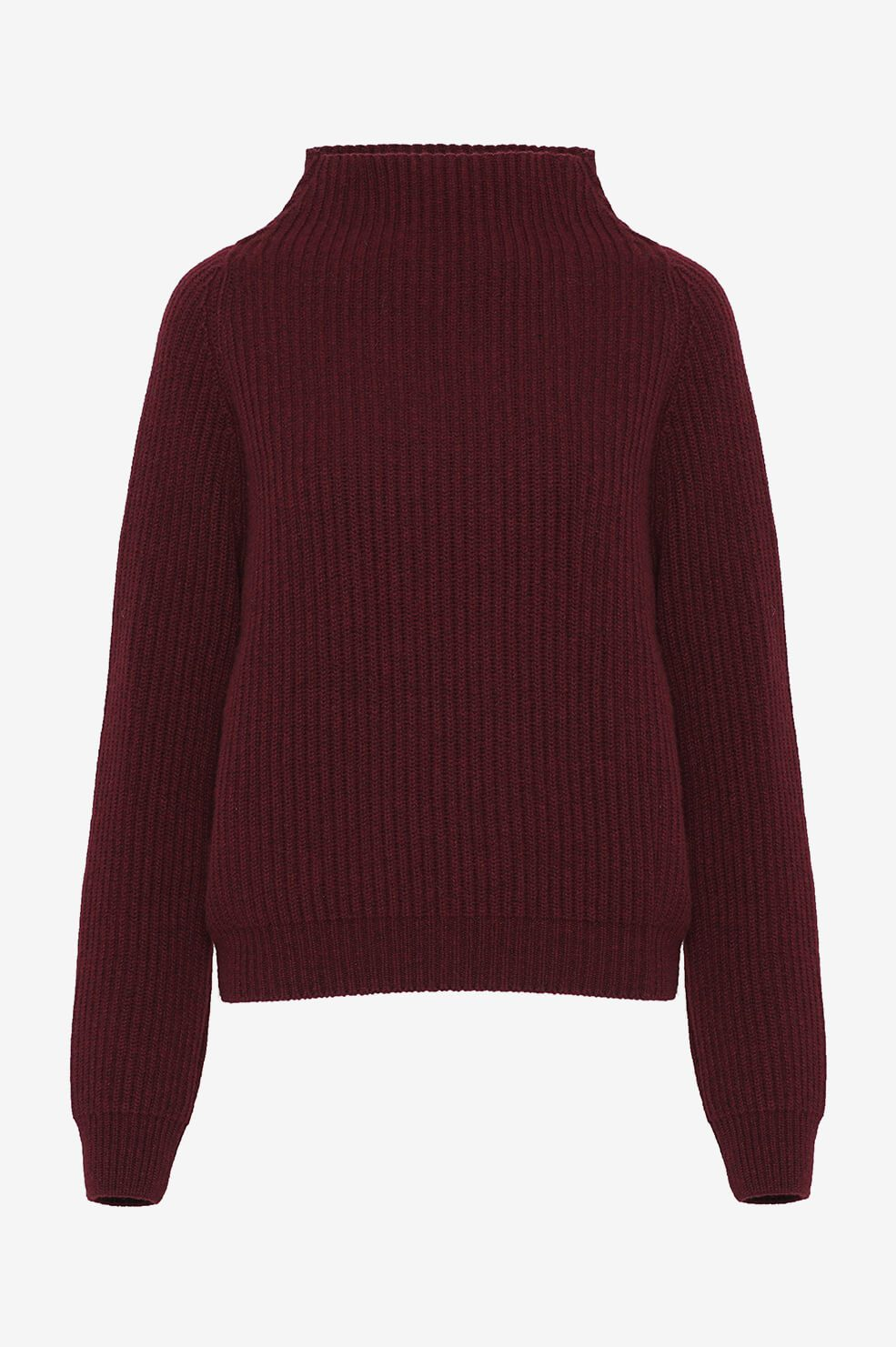 ANINE BING Emelie Sweater - Burgundy