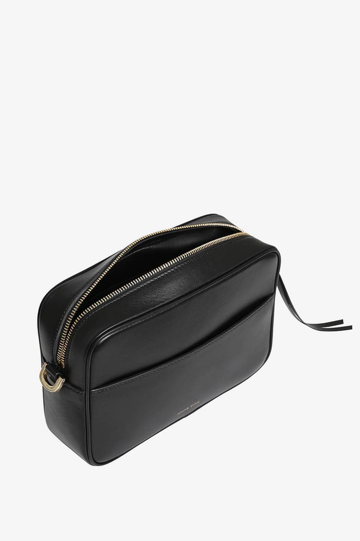 ANINE BING Alice Bag - Solid Black