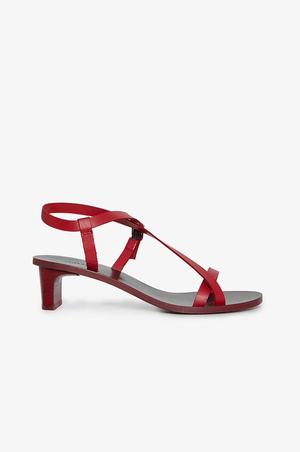 ANINE BING Remi Sandals - Red