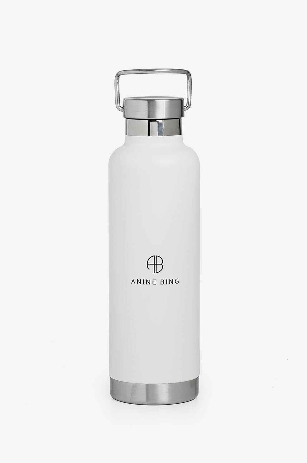 Pia Water Bottle - White