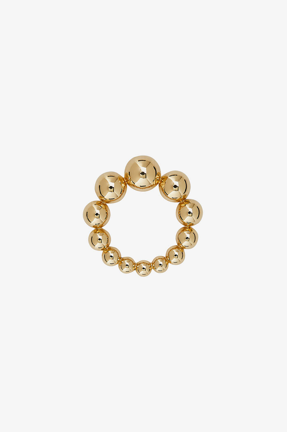 Ball Ring - Gold