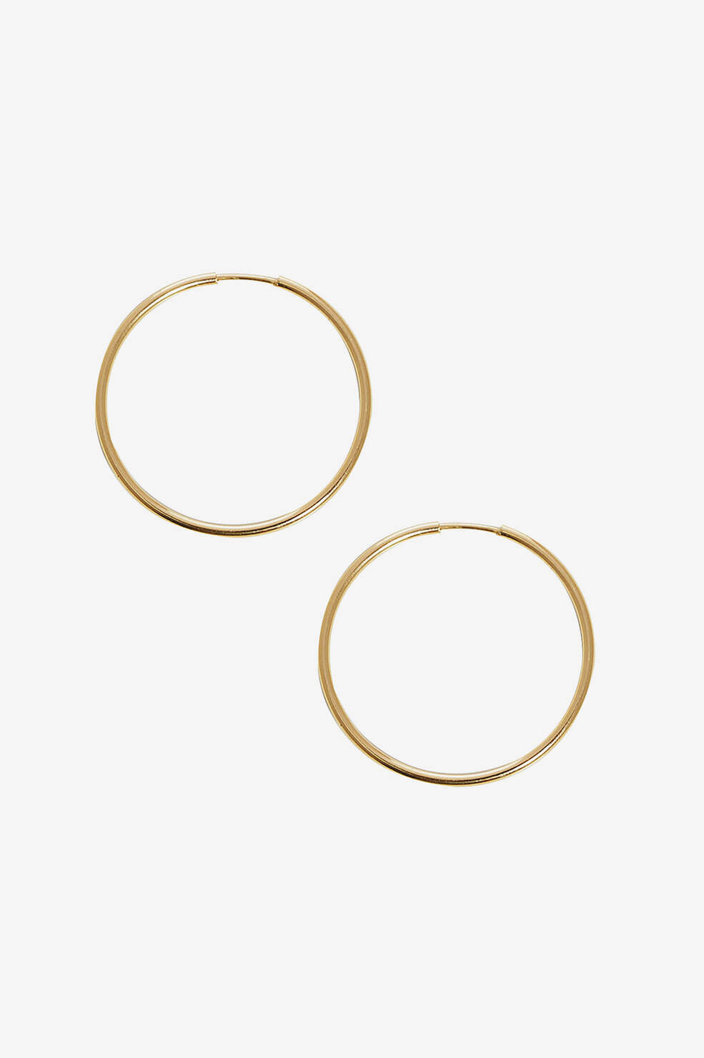 Large Hoops  product image