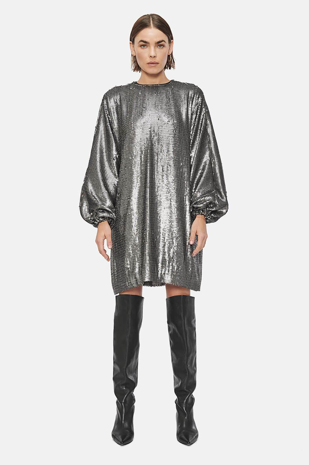 ANINE BING Angie Dress - Sequins