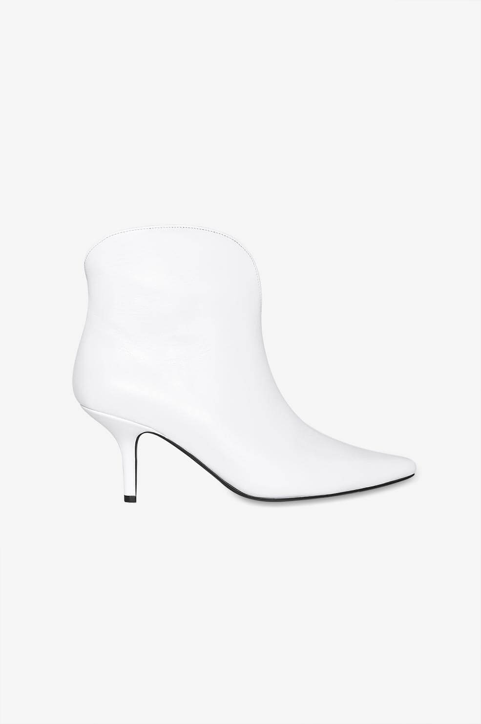 0a22cafdc1f Anine bing annabelle boots white jpg 985x1481 White black boots