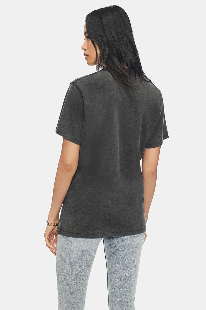 ANINE BING Lili Tee - Washed Black