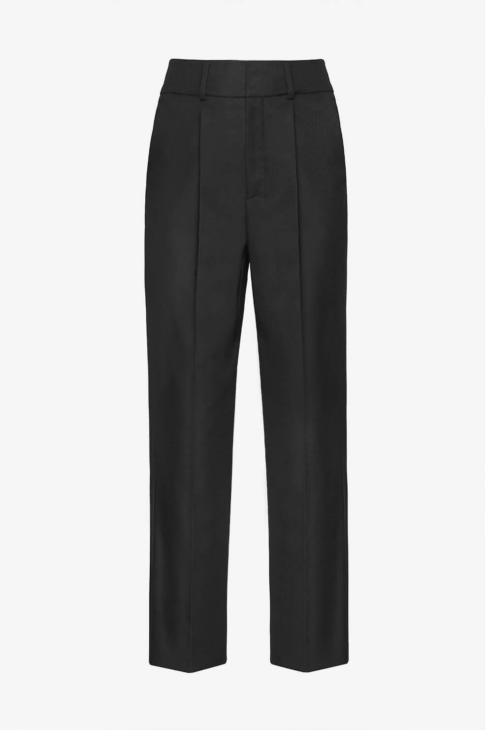 ANINE BING Becky Trouser - Black