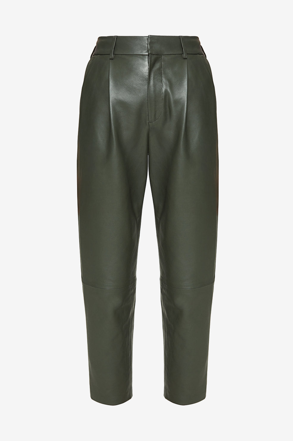 ANINE BING Becky Trouser - Green