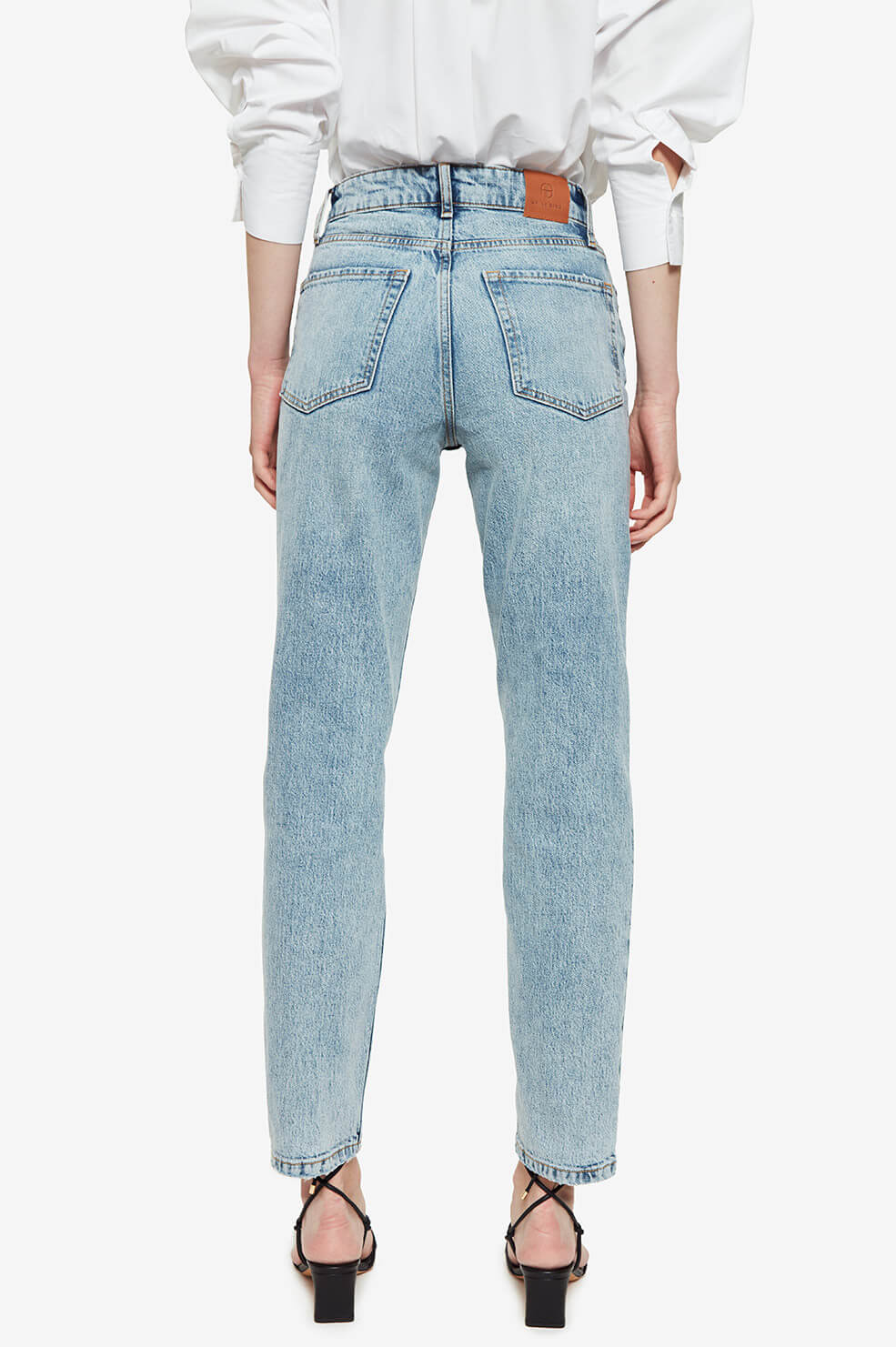 ANINE BING Betty Jean - Light Blue