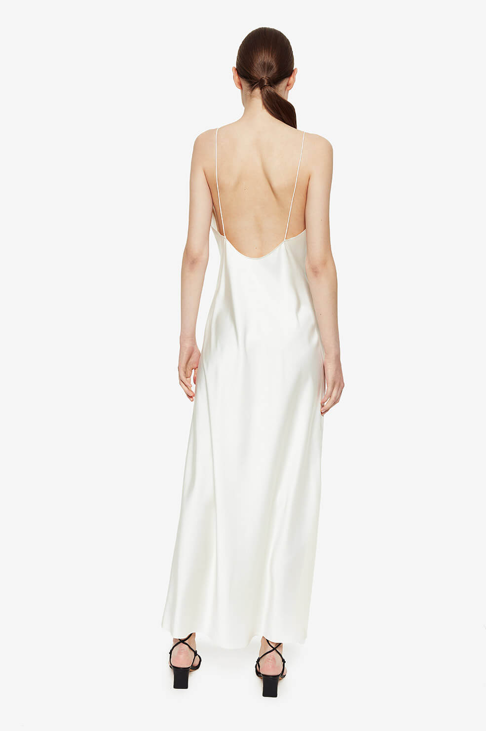 ANINE BING Chloe Dress - Ivory