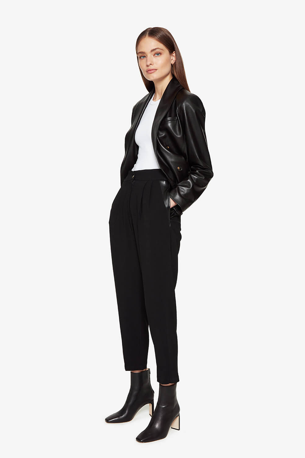 Eleanor  Trouser - Black