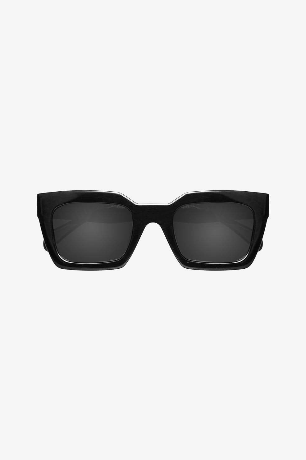 ANINE BING Indio Sunglasses - Black