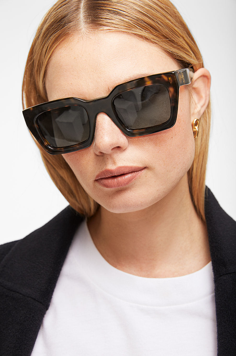 Indio Sunglasses - Black