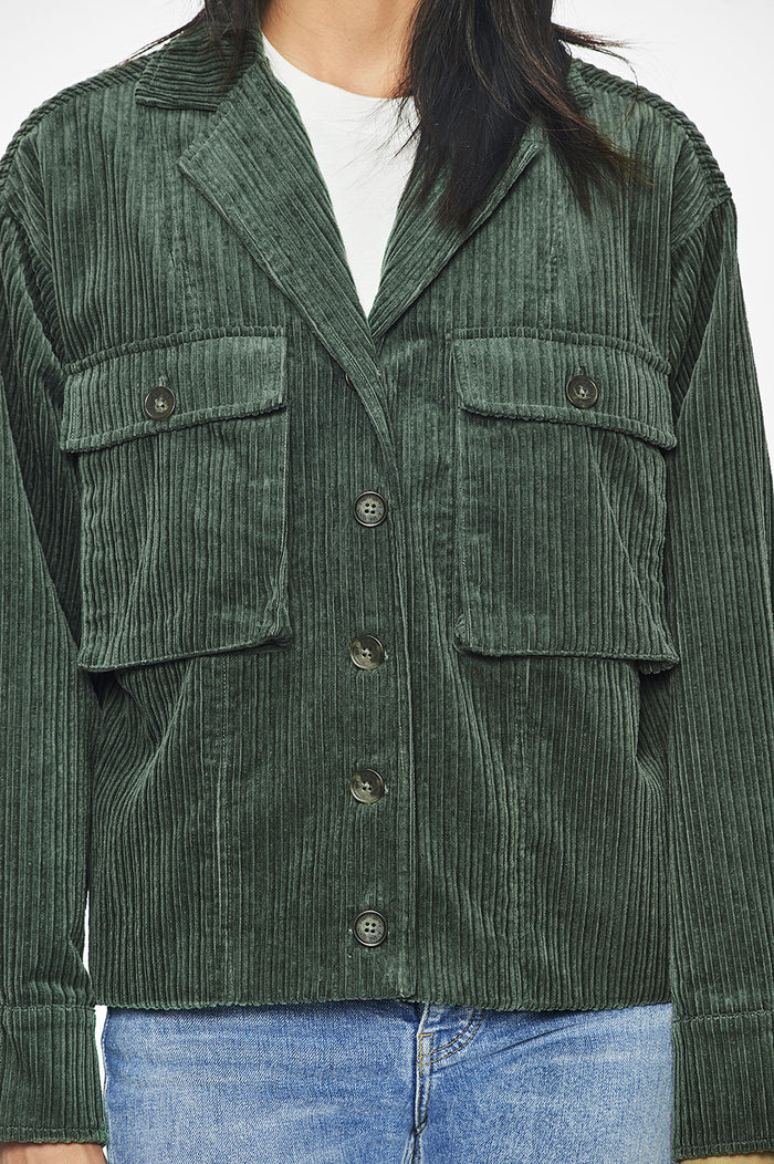 ANINE BING Sam Jacket - Green