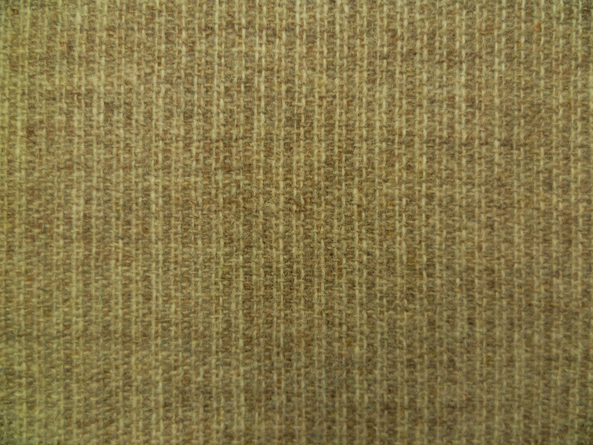 Oatmeal Ribbed Patterned Wool