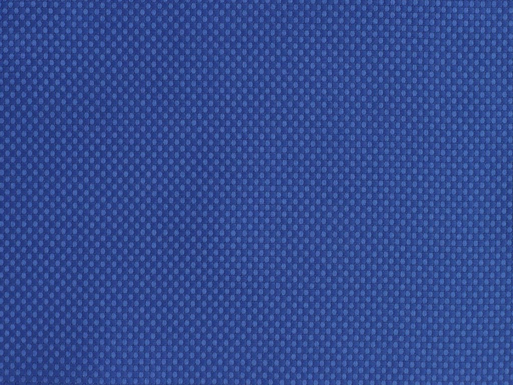 Royal Blue Bold Pique Cotton