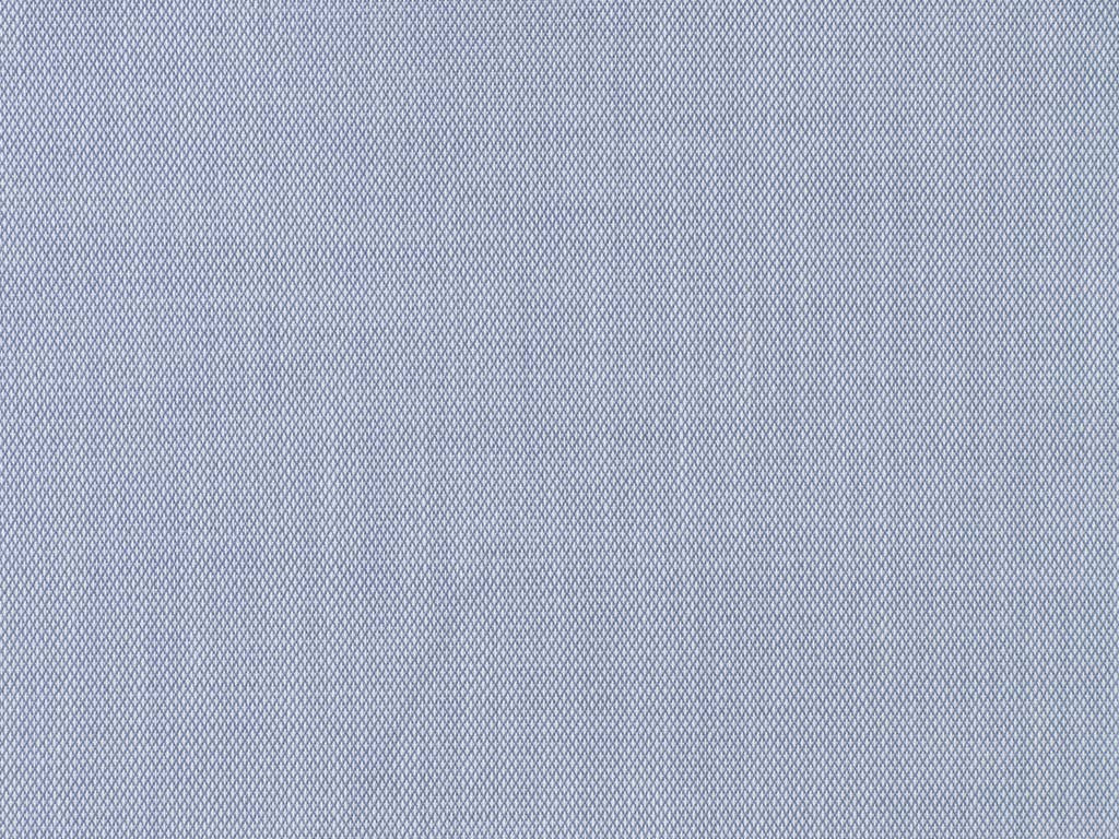 Soft Blue Oxford Pique Cotton