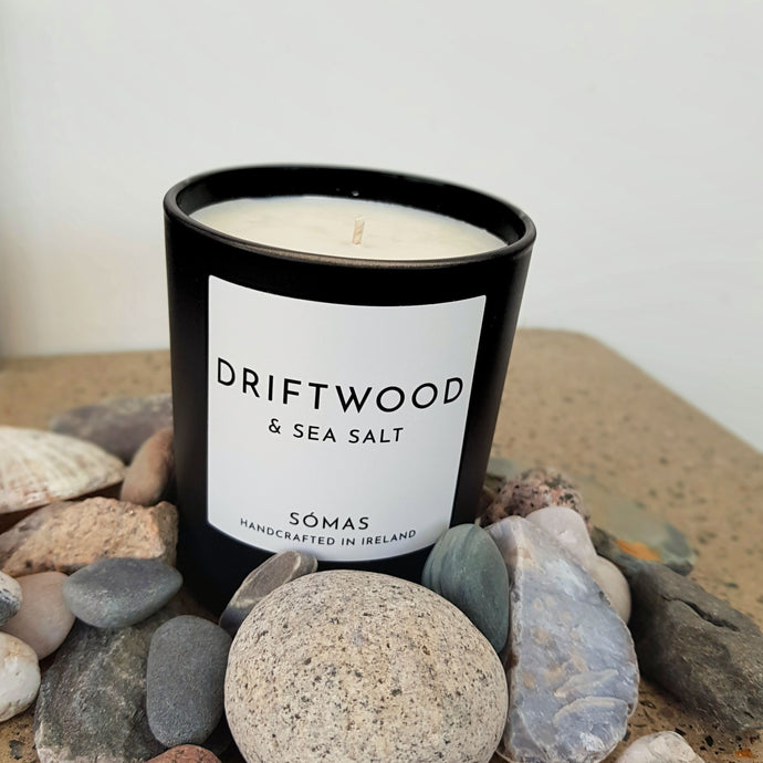 Scent of the month - May. Driftwood and Sea Salt