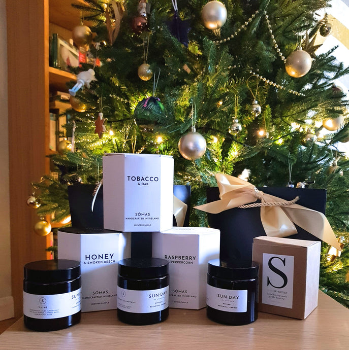 Christmas Scented Candle Gift Guide - Luxury Candles £20 - £30