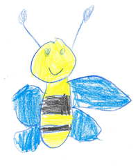 bee logo medium