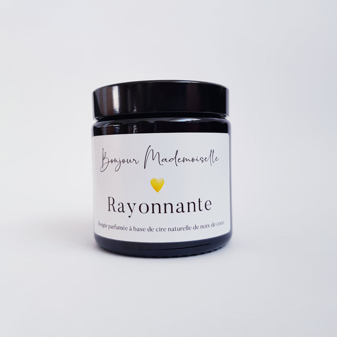 Bonjour Mademoiselle - Rayonnante Scented Candle