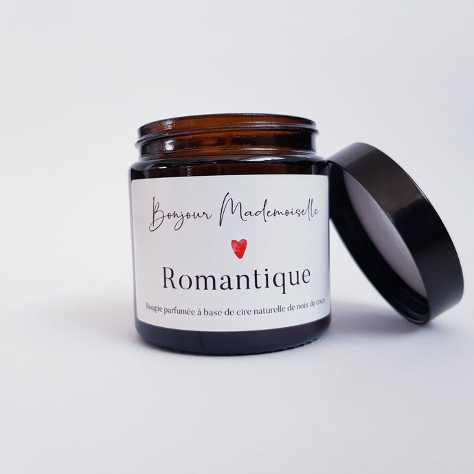 Bonjour Mademoiselle - Romantique Scented Candle