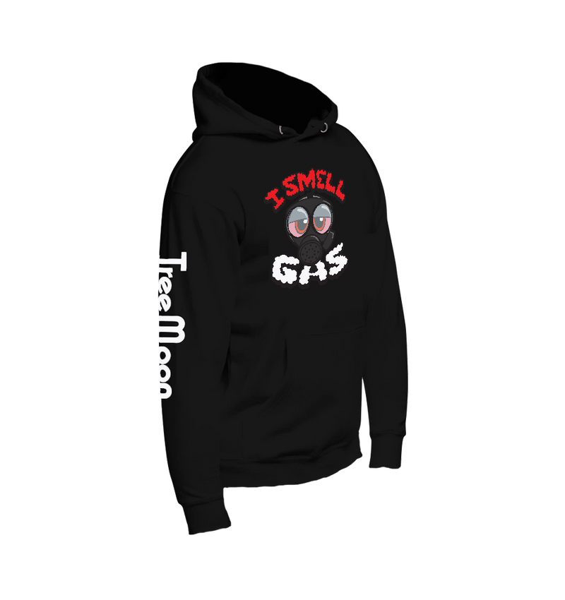 I Smell Gas - Premium Hoodies