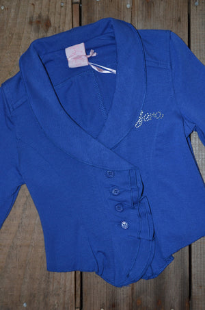 ZR - Sienna cardigan (cobalt, navy or ecru)