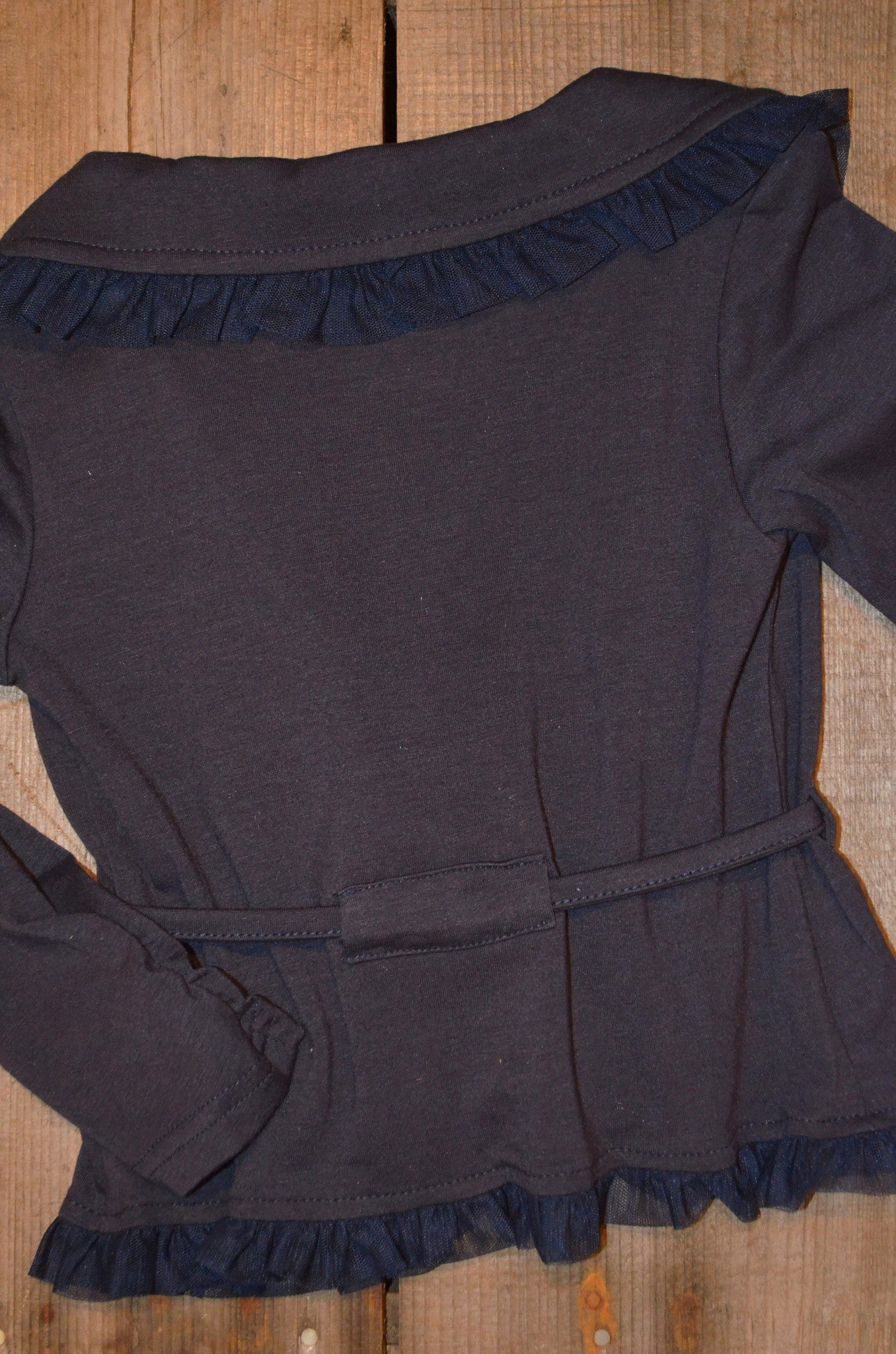 ZR - fancy cardigan (navy)