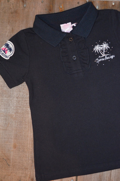 ZR - Sheryl embroidered polo
